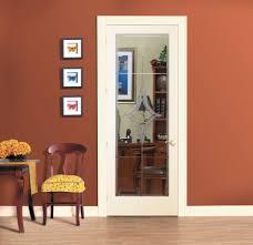 office interior doors. Decorative Interior Doors Home Office With African Mahogany Beveled Doors. Image By: HomeStory Easy Door Installation