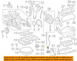 toyota oem engine parts guide tube o ring 9672119010 image is loading toyota oem engine parts guide tube o ring