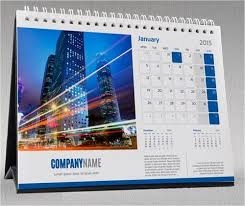 Office Calender Office Desk Calendar