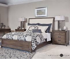 American Drew Park Studio Queen Bedroom Group - Item Number: 488 Q Bedroom  Group 1