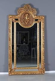 Unknown XXL baroque <b>wall mirror Baroque Style</b> Mirror Antique 220 ...