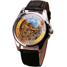 online buy whole accurate watches from accurate watches limited royal design blue glass golden formal luxury mechanical men s watch accurate business anniversary s present