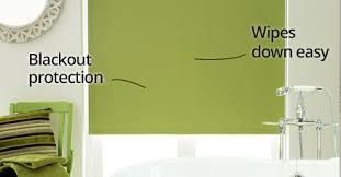 bathroom blinds. water resistant blackout blinds for bathrooms bathroom