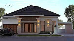 5 model tiang teras rumah minimalis sederhana 1000 gambar model via rumahminimalisanda.com. Model Teras Rumah Mujur Tampilkan Kesan Sederhana Yang Menawan