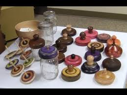 Decorative Mason Jar Lids 10001000100 Turn a Decorative Lid for a Mason Jar by Ron Brown 22