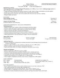 Finance Resume Objective Business Resume Objective For Management