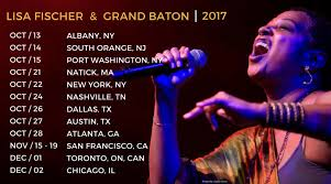 Image result for lisa fischer grand baton tour