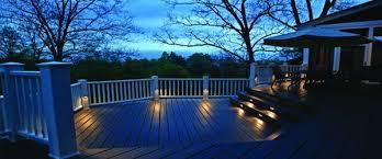 exterior deck lighting. Exterior Deck Lighting