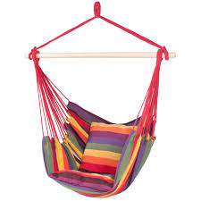 best choice s hammock hanging rope chair porch swing seat patio camping portable com