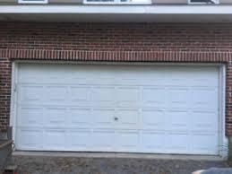 16 x 7 garage door