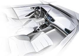 new release electric carHyundai releases new images of the IONIQ electric car  Electrek