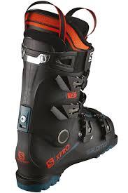 Salomon X Pro 100 Size Chart Salomon X Pro 120 Ski Boots Mens