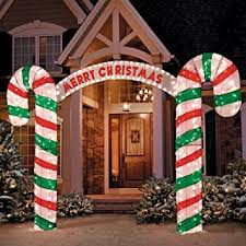 Large Candy Cane Decorations Cheap Candy Cane Yard Decorations find Candy Cane Yard 52