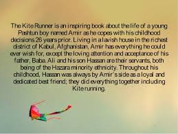 the kite runner presentation serenad plot 15 the kite runner
