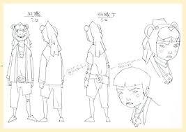 tekkonkinkreet art book characters enlarge the image
