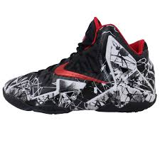 nike basketball shoes for girls black and white. nike lebron 11 youth basketball shoes for girls black and white r