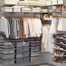 walk closet. Platinum Elfa Walk-In Closet Walk Closet I