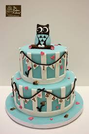 Woodland Animal Cake Topper Birthday Baby Shower Fox Owl And Baby Shower Owl Cake Toppers