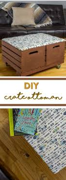 diy crate ottoman this post is sponsored by decoart thank you for supporting the brand partners that make a little craft in your day possible