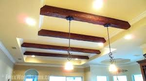 large size of false beams vaulted ceiling faux wood diy easy decorating pretty style added t