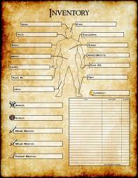 best pathfinder character sheet you ll ever use
