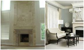 ideas for refacing your fireplace old world stoneworks diy tile over brick
