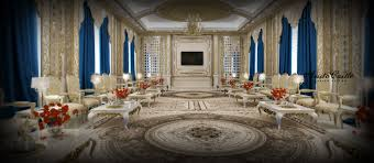 Al Living Room Designs Luxury Classical Modern Palace Interior Design Decoration