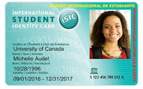 Isic Students' Card University Algoma Local Cfs Union 82