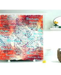 shower curtain style themed curtains blanket bathrooms indian shower curtain green curtains fl saffron marigold indian