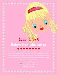 Babysitting Ads 85 Best Babysitting Images On Pinterest Babysitting Flyers Pictures