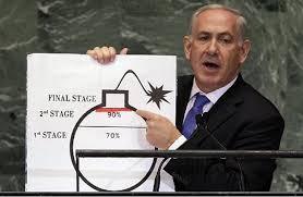 واشنطن - أوباما يتلقى تهديداً من نتنياهو بشأن اتفاق نووي مع ايران