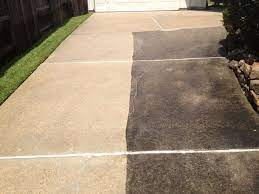 how to keep concrete patio clean page