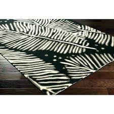palm tree rug rugs outdoor me regarding area decor border round