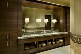Creating Bathroom Lighting That Commands Attention Magnificent Bathroom Light Sconces