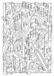 Small Picture Top 10 Free Printable Music Notes Coloring Pages Online Music