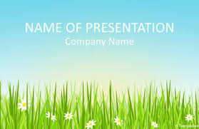 Spring Powerpoint Background Flowers Powerpoint Templates And Backgrounds Templateswise Com