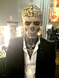 gallery for guy zombie makeup ideas