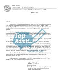 007 Columbia Business School Letter Of Recommendation