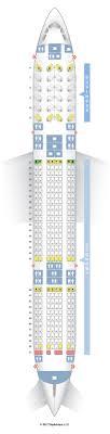 Seat Map Airbus A330 300 333 V2 Garuda Indonesia Find The