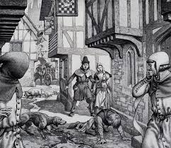 the middle age black death steemit the middle age black death