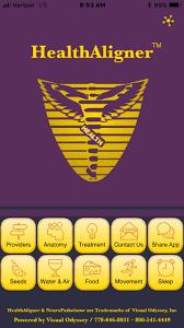 Healthaligner Mobile App Partially Enhanced Listing Per Year