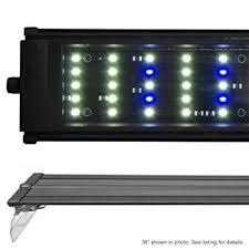 best led aquarium lighting reviews guide beamswork da series led pent aquarium light freshwater plant discus