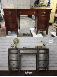 diy metallic furniture. people are loving this metallic furniture flip diy v