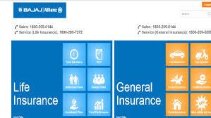 Bajaj Allianz Health Insurance Premium Chart Bajaj Allianz Ties Up With Canara Bank To Distribute General