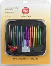40 Piece Boye Needlemaster Interchangeable Set
