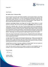 letter expressing concern exclusive sydney school warns parents over netflix series daily