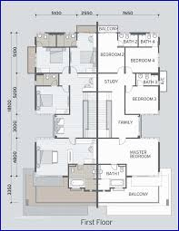 floor plan bungalow house in malaysia and semi detached house plans malaysia