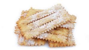 Ricetta Chiacchiere napoletane - Le Ricette di Buonissimo