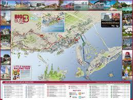miami tourist attractions map