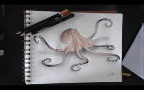 Small Picture Drawing an octopus YouTube